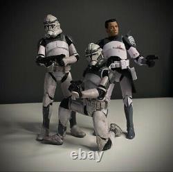 Custom Commission Clone Trooper Star Wars The Black Series 6 Inch