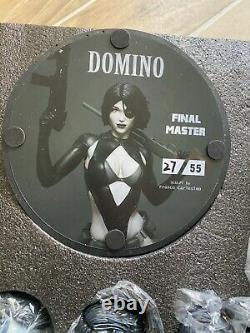 Custom DOMINO 1/4 Statue Marvel Final Master #27/55
