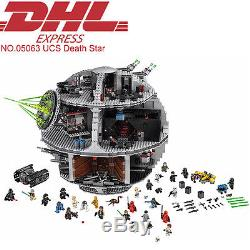Custom Death Star new version Compatible Star Wars 75159 -DHL Delivery- No Box