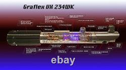 Custom Graflex Lightsaber
