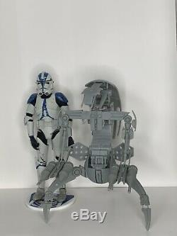 Custom Hot Toys Star Wars 1/6 Droideka Kit For 12 Figure
