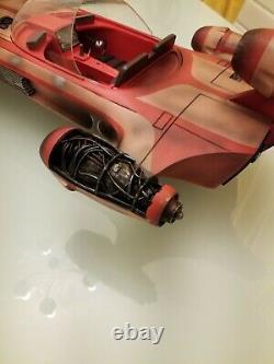 Custom Jazzinc Star Wars 1/6 scale Luke Skywalker's X34 LANDSPEEDER