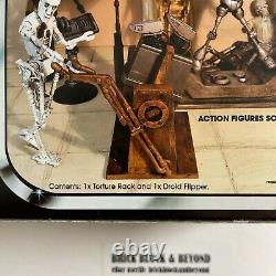 Custom Kenner Star Wars ROTJ Jabba's Torture Chamber Action Playset MIB New