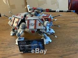 Custom LEGO Star Wars AT-TE