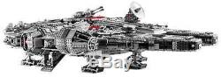 Custom LEGO Star Wars UCS Millennium Falcon 10179 Compatible Blocks Clone