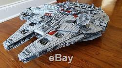 Custom LEGO Star Wars UCS Millennium Falcon 10179 NEW LEGO Compatible US Seller