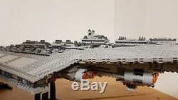 Custom Lego 10221 Star Wars Super Star Destroyer