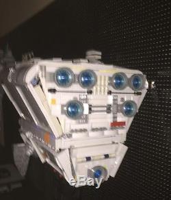 Custom Lego Compatible Star Wars Nebulon B Cruiser NEW! 4 FEET LONG