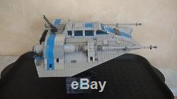 Custom Lego Star Wars 10129 Snowspeeder UCS MOC