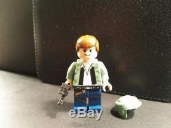 Custom Lego Star Wars Han Solo Endor by Christo 7108