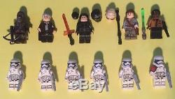 Custom Lego Star Wars Han Solo Tribute! Star Killer Base Encounter
