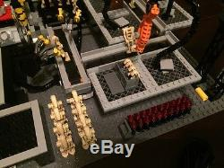 Custom Lego Star Wars Motorized Droid Manuifacturimng Plant! X24 Droids Included
