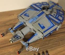 Custom Lego Star Wars Regent Class Imperial Special Operations Ship