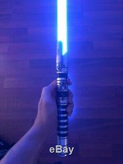 Custom Lightsaber Tri-Cree RGB LED Unikat Star Wars Lichtschwert