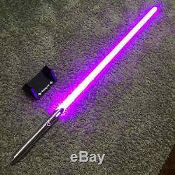 Custom Lightsaber Vader's Vault Tempest RGB model STAR WARS 005