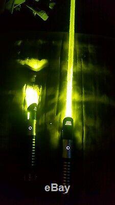 Custom Lightsaber, not Ultrasaber, or Saberforge, star wars, shoto only