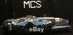 Custom MCS Star War Blue and Gray Coreiian Cargo Vessel with Crew