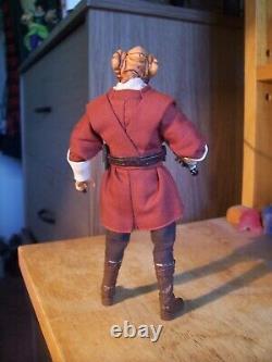 Custom Mezco 1/12 one12 style Star Wars Black Series Jedi General Plo Koon