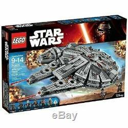 Custom Millenium Falcon Toy Sets Star Wars Bundle Lego Millennium Falcon 75105
