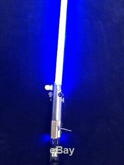 Custom Plecter Pixel Graflex Star Wars Lightsaber Replica Weapon