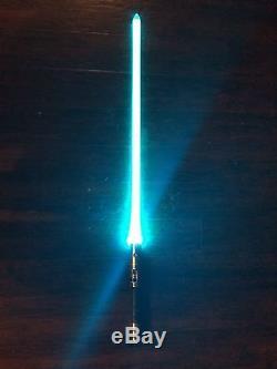 Custom Saberforge Saber Lightsaber Star Wars Electronics Sound Blade