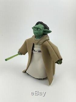 Custom Star Wars 6in scale Black Series Jedi Master Yaddle figure sith yoda