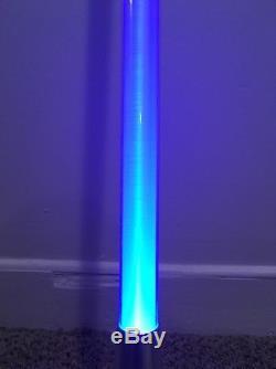 Custom Star Wars Blue Light Lightsaber LED FX soundboard