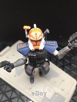 Custom Star Wars Clone Wars 332nd ARC TROOPER Ahsoka Tano