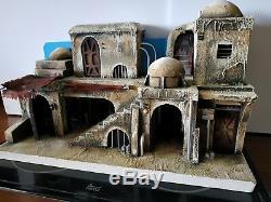 Custom Star Wars DIORAMA Tatooine-Building