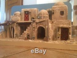 Custom Star Wars DIORAMA -Tatooine-Building