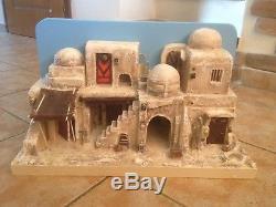 Custom Star Wars DIORAMA -Tatooine-Building