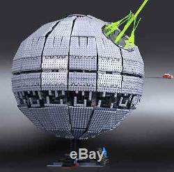 Custom Star Wars Death Star II 10143 Clone 100% Compatible LEGO USA Seller