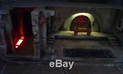 Custom Star Wars Diorama -Jabba palace