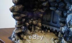 Custom Star Wars -Diorama Rancor pit