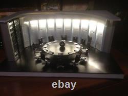 Custom Star Wars Diorama briefing room