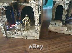 Custom Star Wars Diorma (Jabba Pallace)