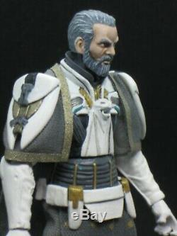 Custom Star Wars Emperor Valkorian 118 scale SWTOR