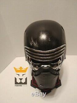 Custom Star Wars Kylo Ren Helmet