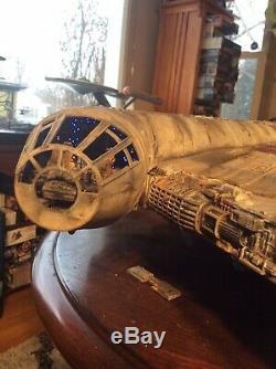 Custom Star Wars Millennium Falcon, Handmade