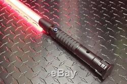 Custom Star Wars NeoPixel RGB Lightsaber Dark Force Custom Sabers