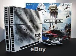 Custom Star Wars PlayStation 4 RARE Custom Design Only 1 Made