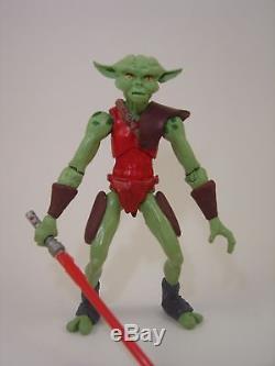 Custom Star Wars Sith Brothers Gorc and Pic 3.75in figure jedi mandalorian darth