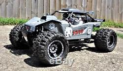 Custom Star Wars StormTrooper Axial Yeti XL tons of mods really one of kind
