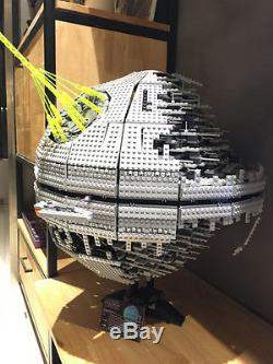 Custom Star Wars UCS Death Star II 10143 Clone 100% Compatible with LEGO US Seller