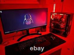 Custom Star Wars Vader Gaming PC AMD Quad Core, GTX 770, 8 GB RAM, SSD + HDD