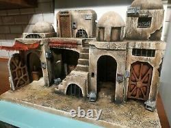 Custom Star Wars diorama 1/12