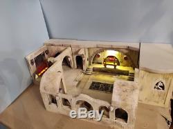 Custom Star Wars diorama Jabba Pallace