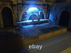 Custom Star Wars diorama (Jabba Pallace)