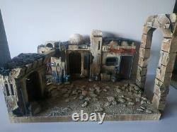 Custom Star Wars diorama Mandalorian