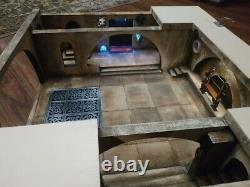 Custom Star Wars diorama for 3,75